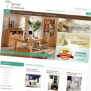 Range Furniture website