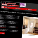 JJ Joinery website