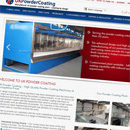 UK Powder Coating Website